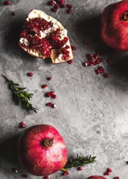 granatæblekerne økologisk