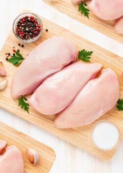 økologisk Kongeå bryst kylling