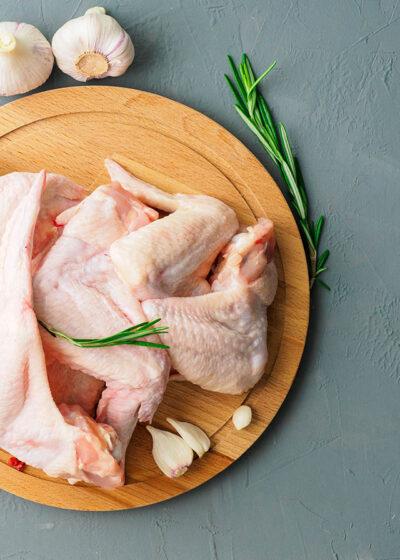økologisk Kongeå kylling vinger