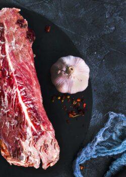 nyretap, nyretapper, hanger steak, økologisk onglet